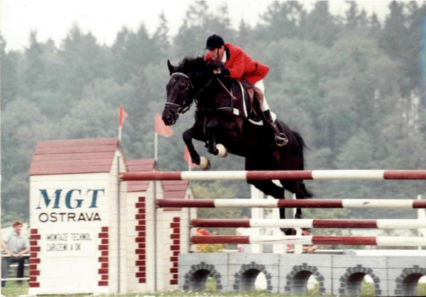 R. Baloun, LerChief -  2nd place GP Ostrava 1992