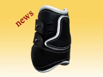 Luxury leather ankle boots with a thermo gel