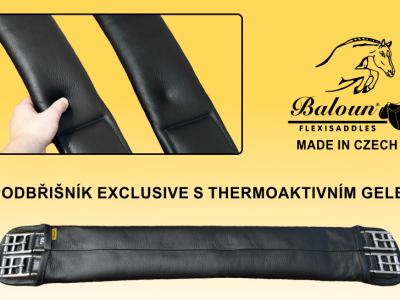 Exclusive s thermoaktivním gelem