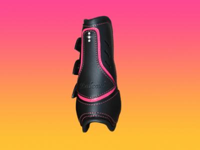 Luxusní kožené PONY chrániče