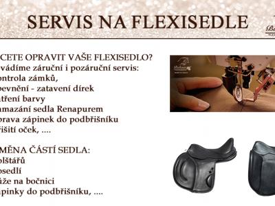 Servis na flexisedle